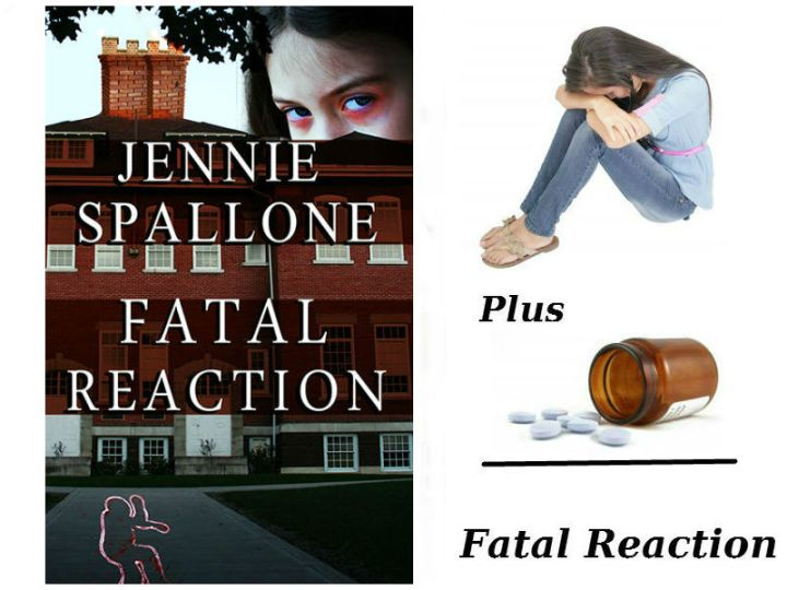Fatal Reaction Blog Art